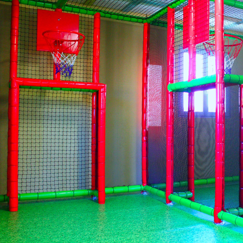 City stade intérieur basket